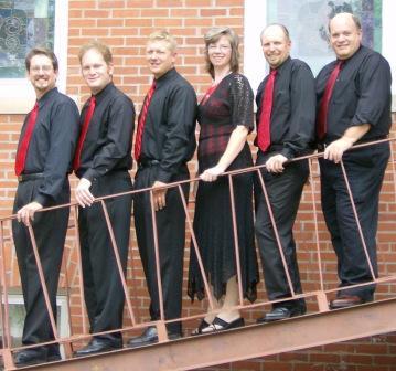 Ambassadors of Grace standing on ramp-2007